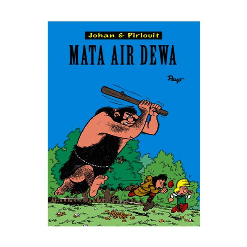 Grazera Mata Air Dewa by Peyo Buku Komik