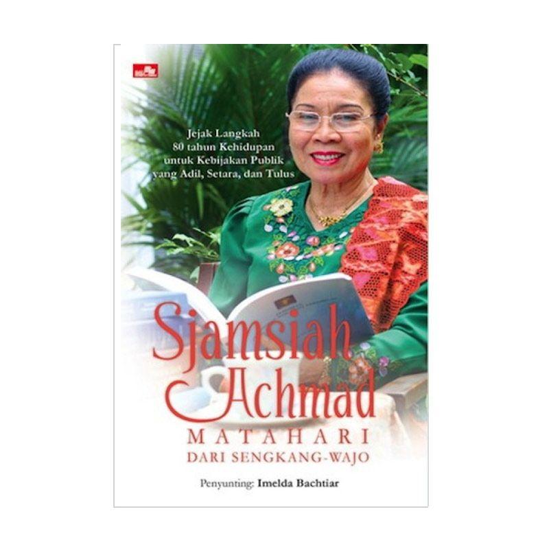 Grazera Matahari dari Sengkang-Wajo by Sjamsiah Achmad Buku Biografi
