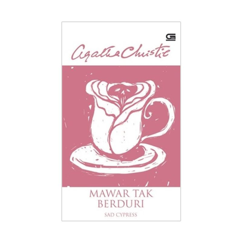 Grazera Mawar Tak Berduri by Agatha Christie Buku Fiksi
