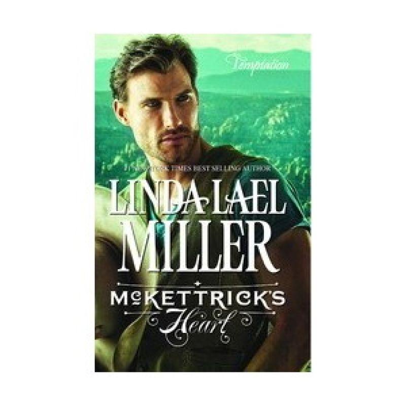 Grazera Mckettricks Heart by Linda Lael Miller Lael Miller Buku Fiksi