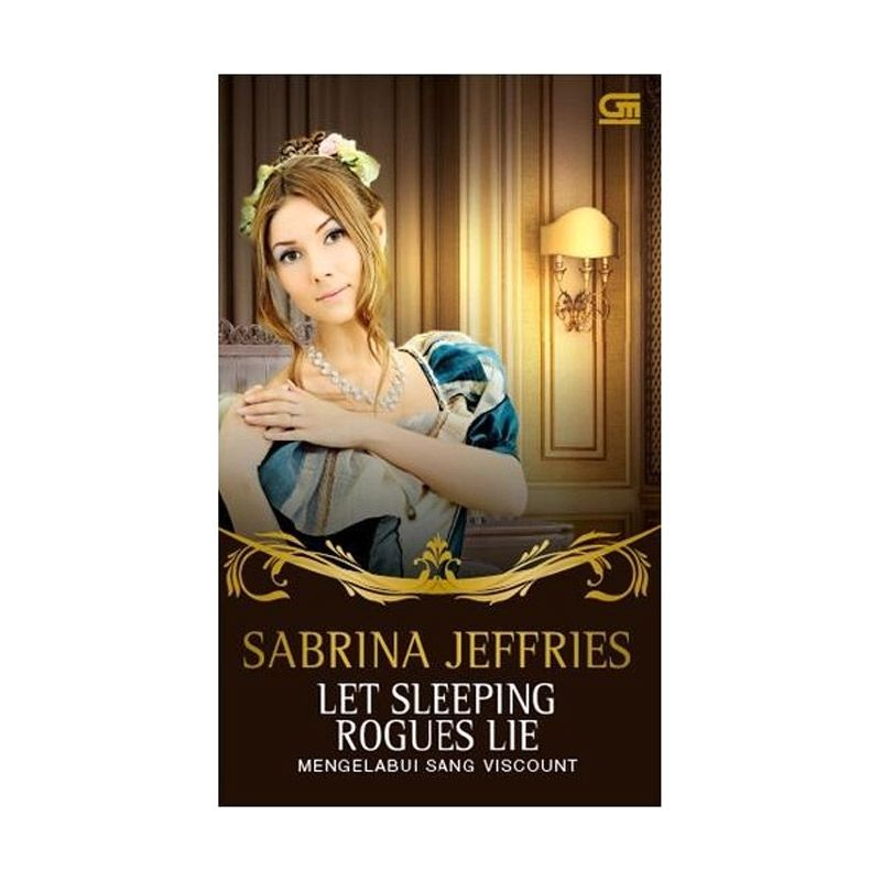 Grazera Mengelabui Sang Viscount by Sabrina Jeffries Buku Fiksi