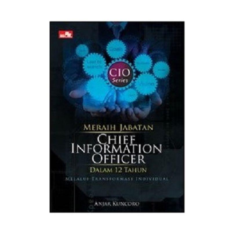 Grazera Meraih Jabatan Chief Information Officer dalam 12 Tahun by Anjar Kuncoro Buku Ekonomi & Bisnis