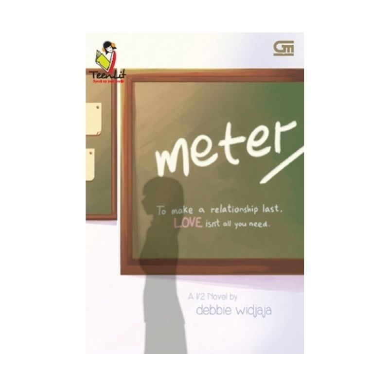 Grazera Meter Second by Debbie Widjaja Buku Fiksi