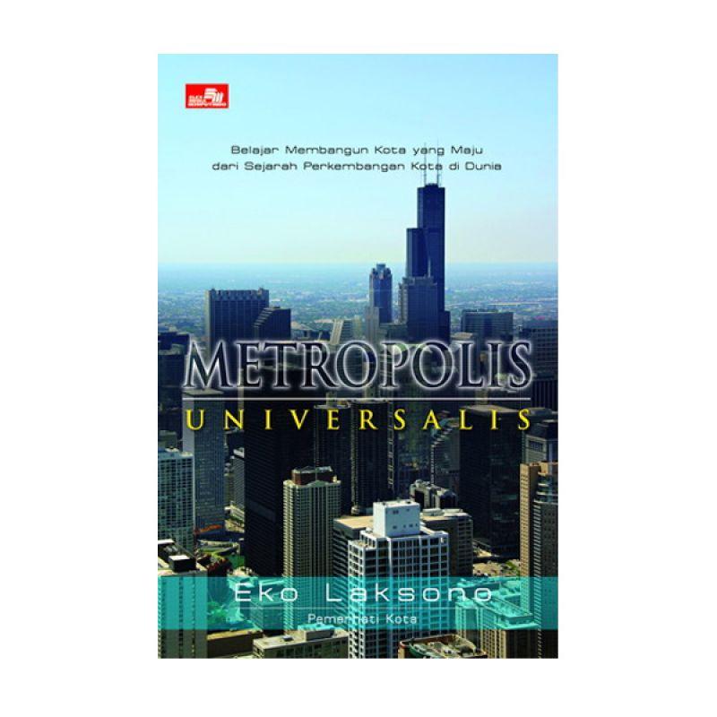 Grazera Metropolis Universalis by Eko Laksono Buku Arsitektur