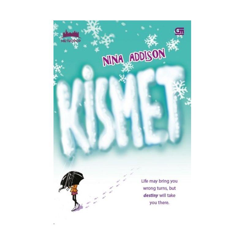 Grazera Metropop Kismet by Nina Addison Buku Fiksi