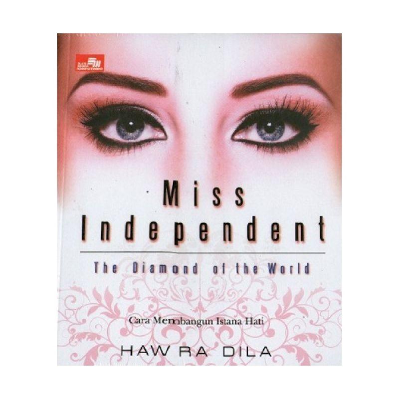 Grazera Miss Independent by Hawra Dila Buku Motivasi