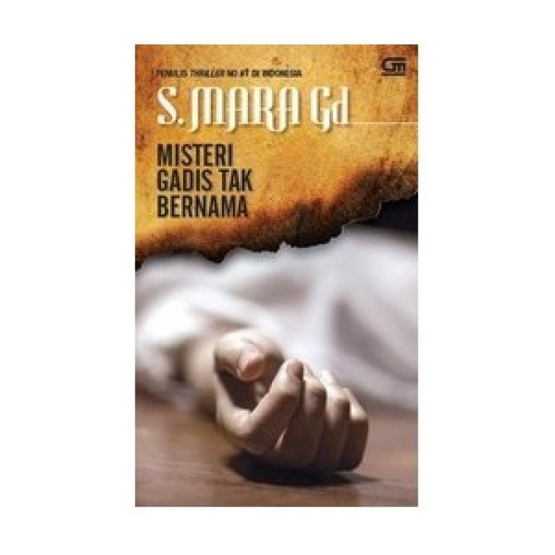 Grazera Misteri Gadis Tak Bernama by S. Mara Gd. Buku Fiksi