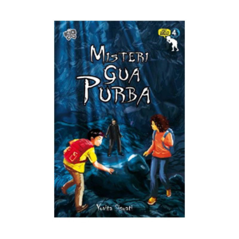 Grazera Misteri Gua Purba by Yovita Siswati Buku Fiksi