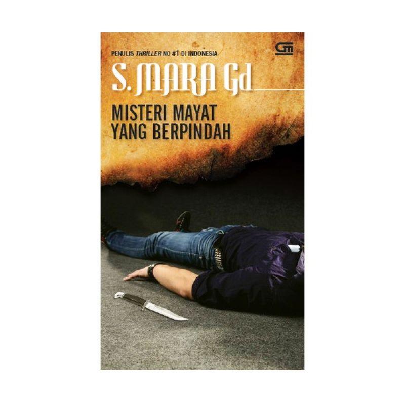 Grazera Misteri Mayat yang Berpindah by S. Mara Gd Buku Fiksi
