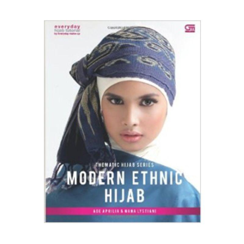 Grazera Modern Ethnic Hijab by Ade Aprilia Buku Hobi