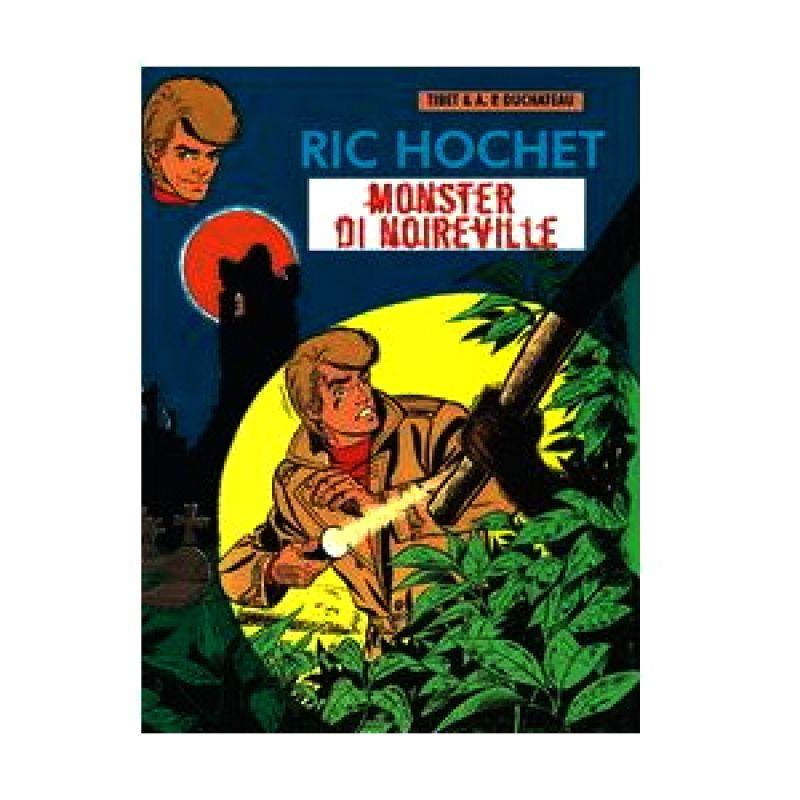 Grazera Monster di Noireville by Tibet Buku Komik