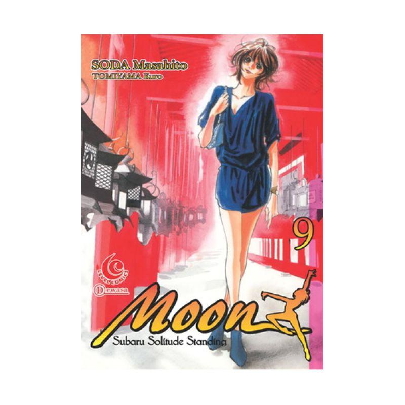Grazera Moon Vol 09 By Soda Masahito Buku Komik