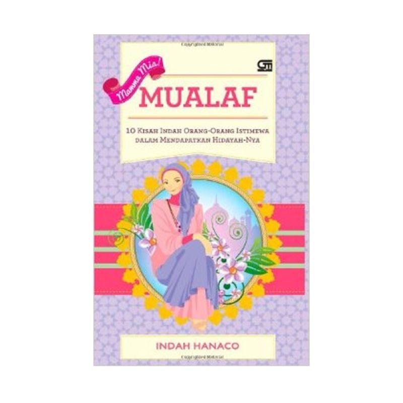 Grazera Mualaf Indah Hanaco Buku Agama