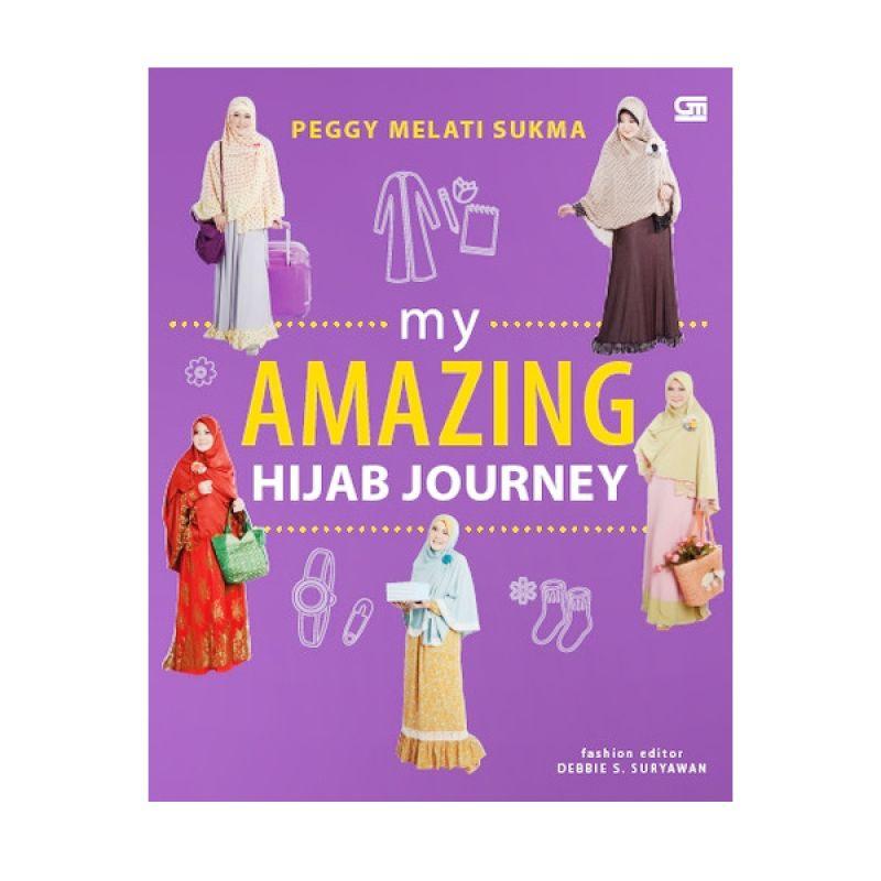 Grazera My Amazing Hijab Journey Peggy Melati Sukma Buku Biografi