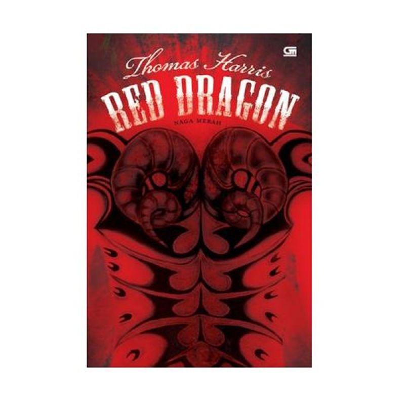 Grazera Naga Merah by Thomas Harris Buku Fiksi
