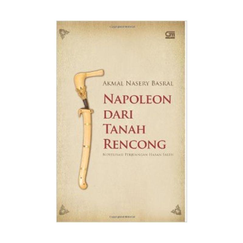 Grazera Napoleon dari Tanah Rencong by Akmal Nasery Basral Buku Fiksi
