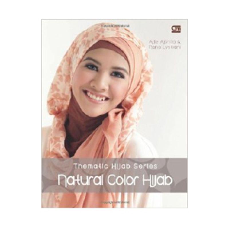 Grazera Natural Color Hijab by Ade Aprilia Buku Hobi