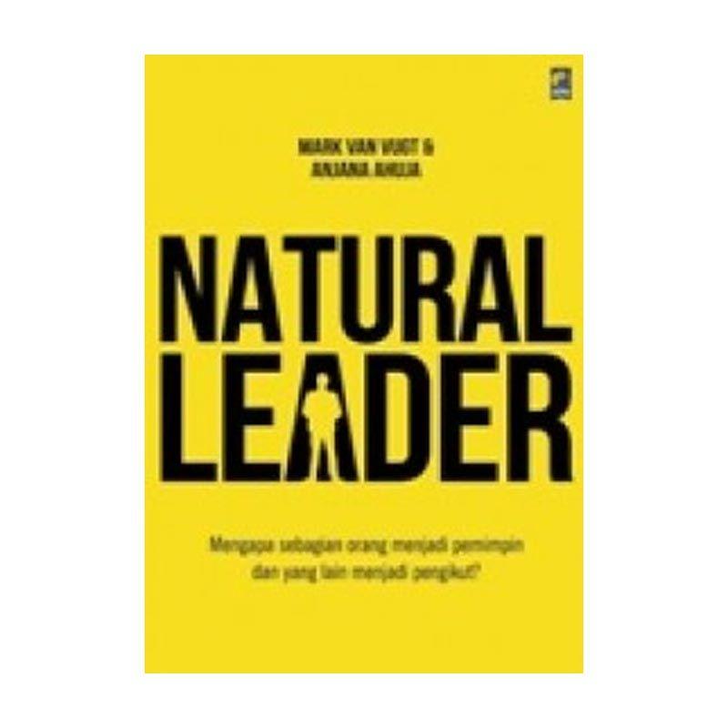 Grazera Natural Leader by Mark Van Vugt & Anjana Ahuja Buku Pengembangan Diri