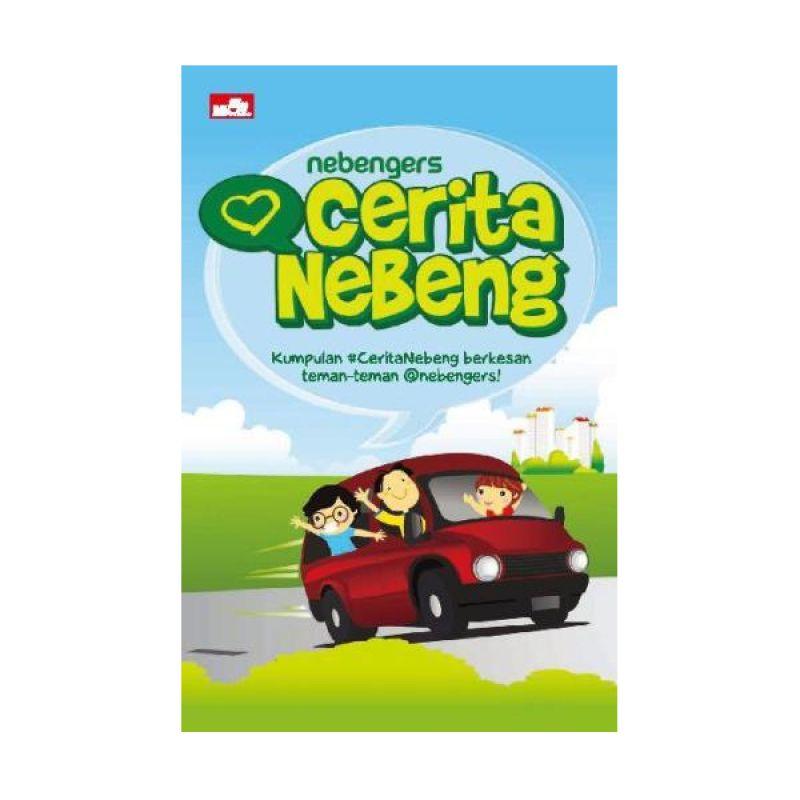 Grazera Nebengers - Nebengers Buku Ekonomi & Bisnis