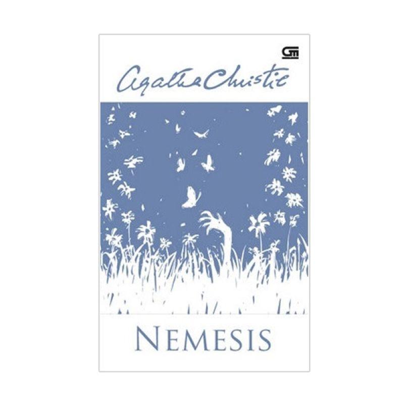 Grazera Nemesis by Agatha Christie Buku Fiksi