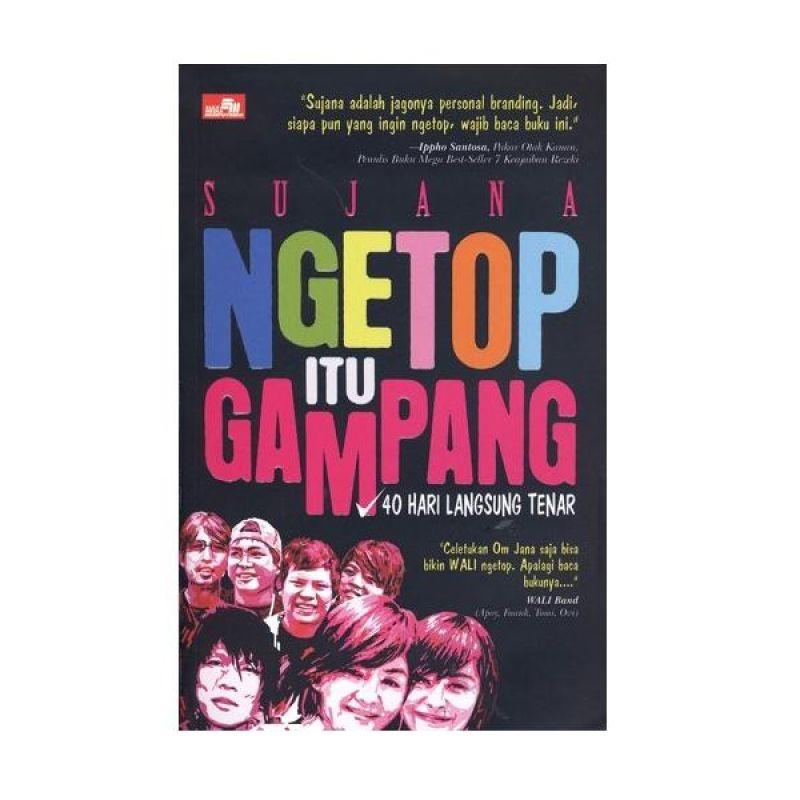 Grazera Ngetop Itu Gampang 40 Hari Langsung Tenar by Sujana Buku Ekonomi & Bisnis