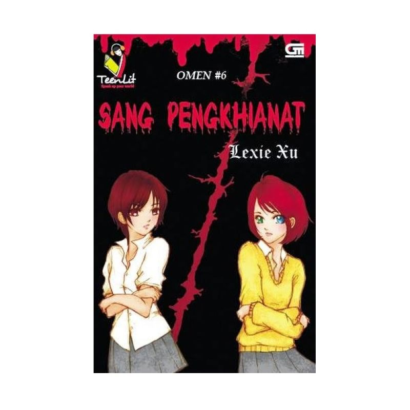 Grazera Omen 6 Sang Pengkhianat by Lexie Xu Buku Fiksi