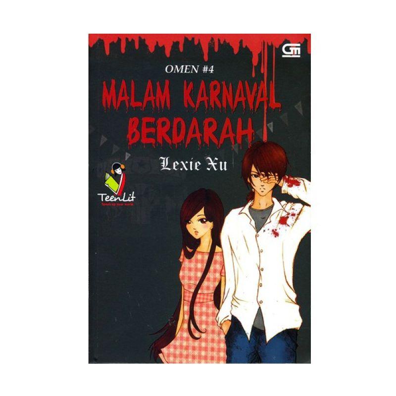 Grazera Malam Karnaval Berdarah by Lexie Xu Buku Fiksi