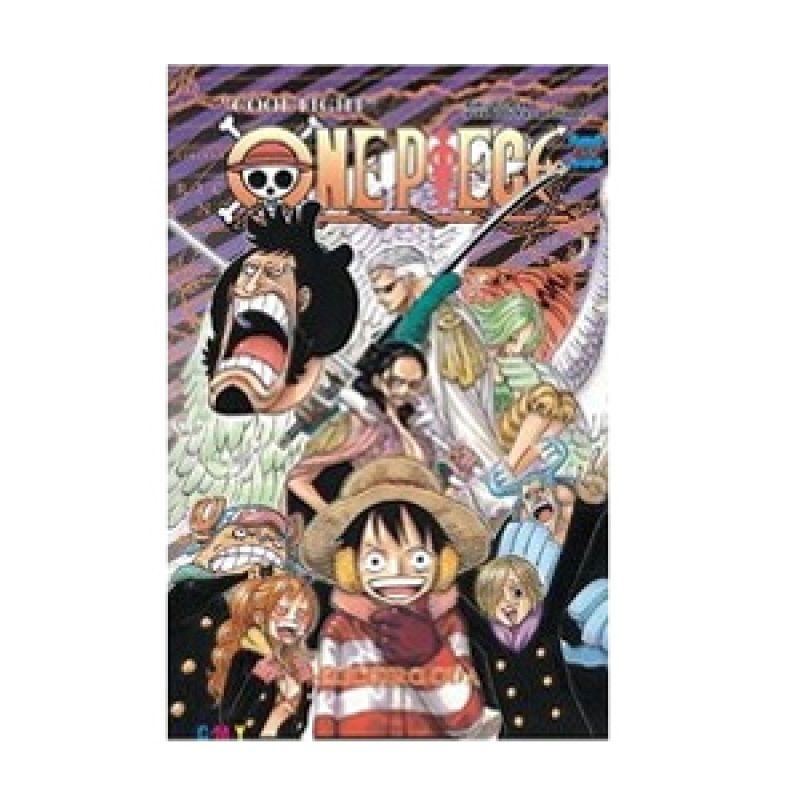 Grazera One Piece Vol 67 by Eiichiro Oda Buku Komik