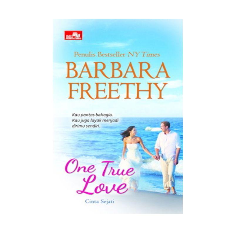Grazera One True Love by Barbara Freethy Buku Fiksi
