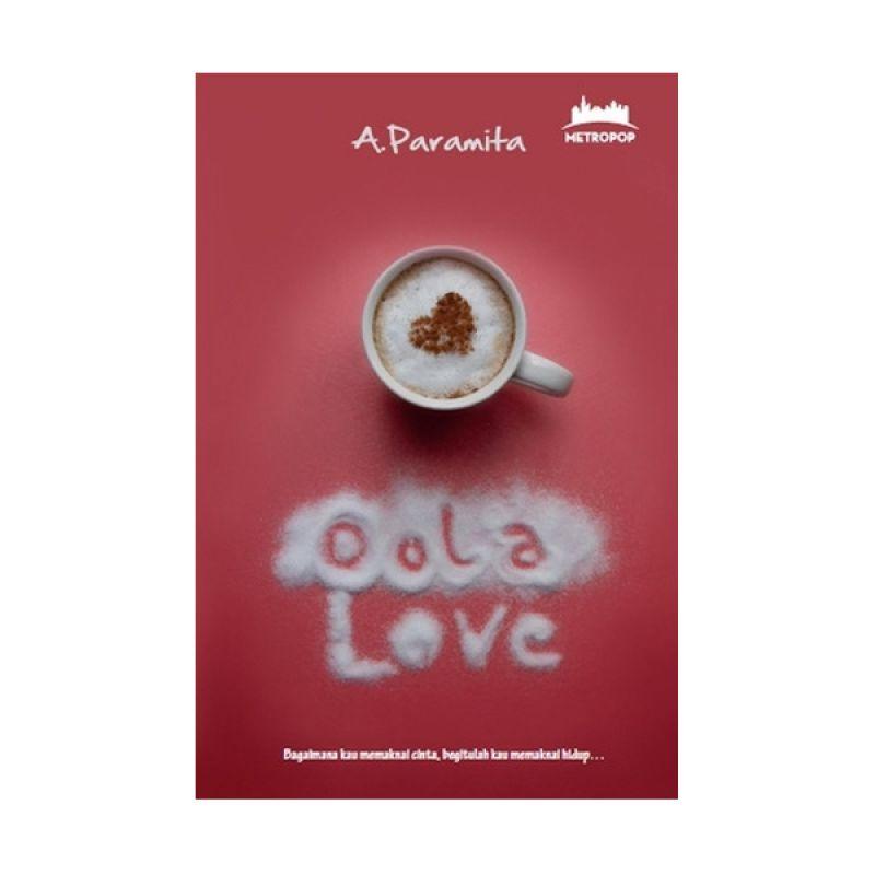Grazera Oolalove by A. Paramita Buku Fiksi