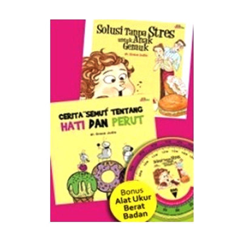 Grazera Paket Solusi Tanpa Stres untuk Anak Gemuk by dr. Grace Judio-Kahl Buku Keluarga