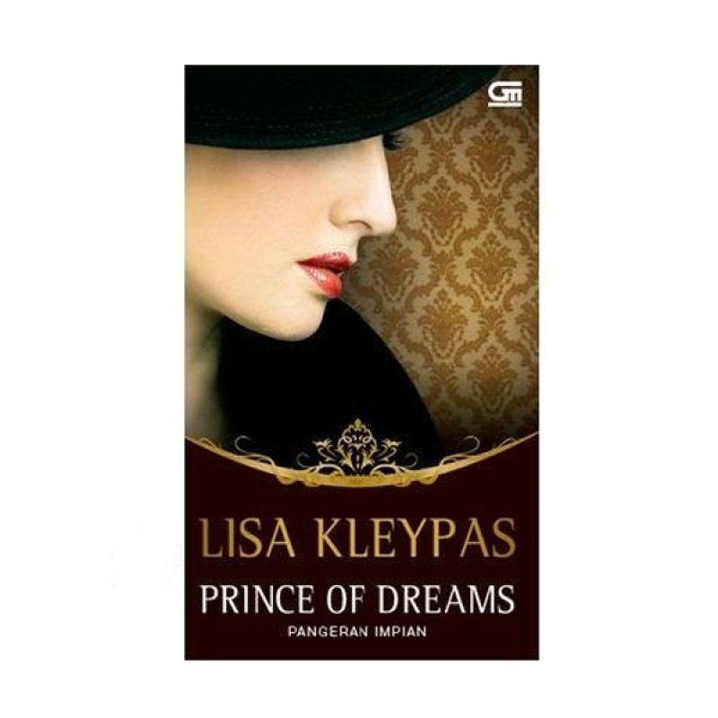 Grazera Pangeran Impian by Lisa Kleypas Buku Fiksi