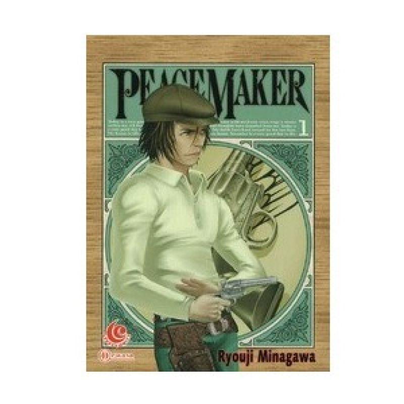 Grazera Peace Maker Vol 01 by Ryouji Minagawa Buku Komik