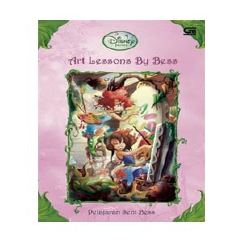 Grazera Pelajaran Seni Bess by Disney Buku Fiksi