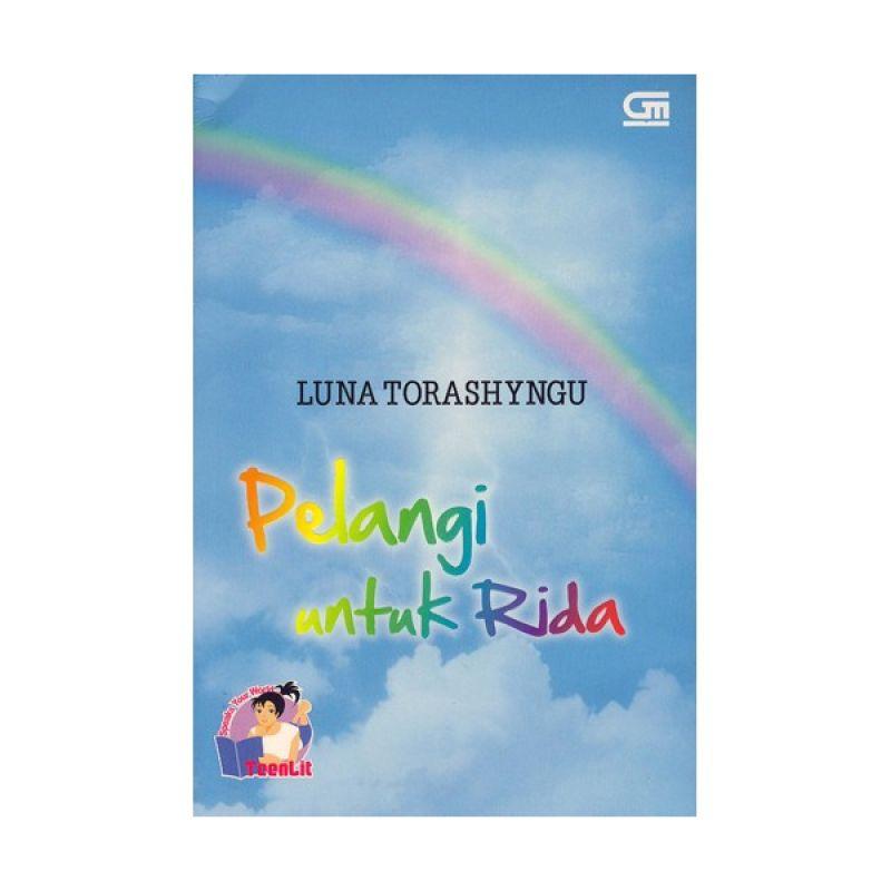 Grazera Pelangi untuk Rida by Luna Torashyngu Buku Fiksi