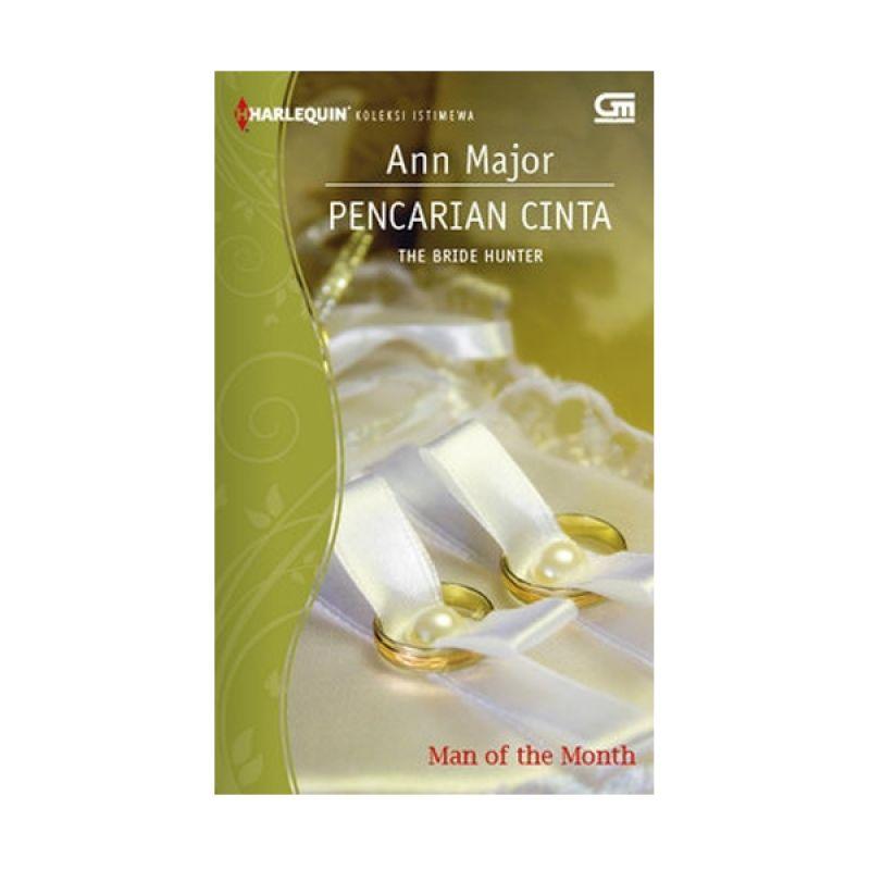 Grazera Pencarian Cinta by Ann Major Buku Fiksi