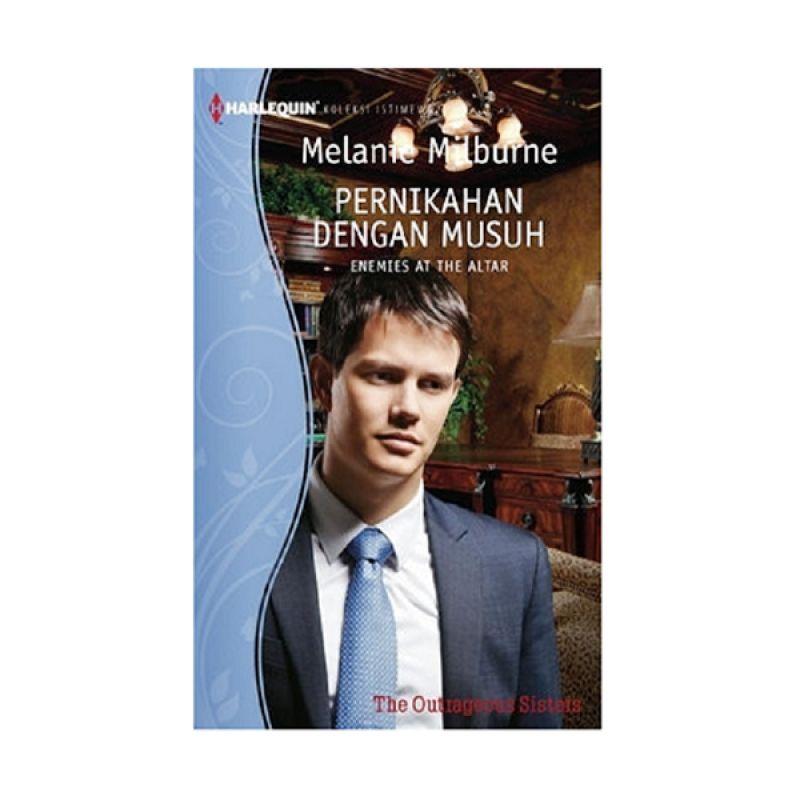 Grazera Pernikahan dengan Musuh by Melanie Milburne Buku Fiksi
