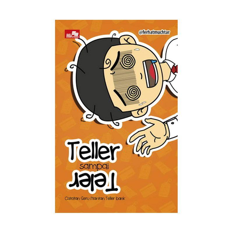 Grazera Persona: Teller Sampai Teler by Ferhat Muchtar Buku Fiksi