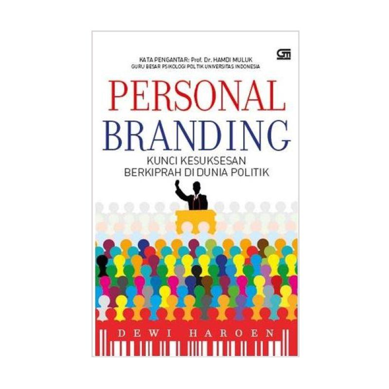 Grazera Personal Branding by Dewi Haroen Buku Ekonomi & Bisnis