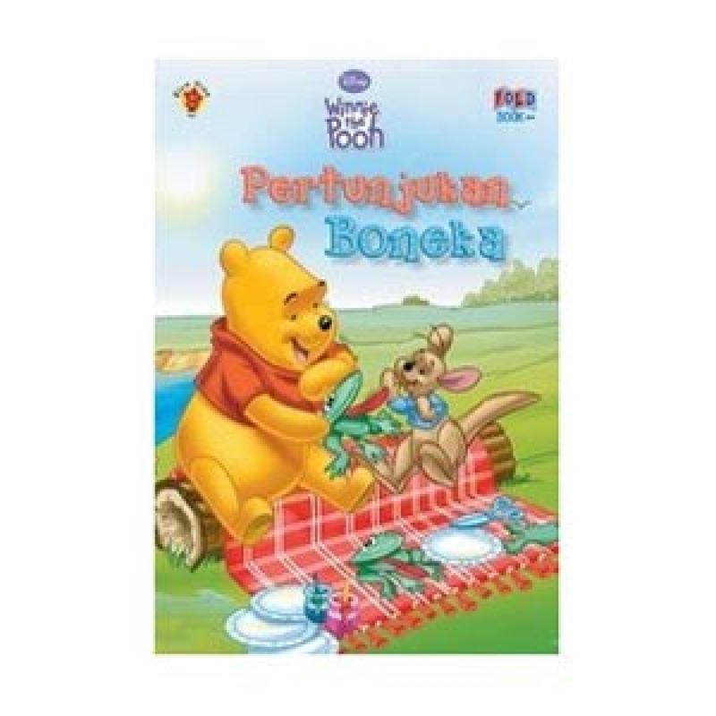 Grazera Pertunjukan Boneka by Disney Buku Fiksi