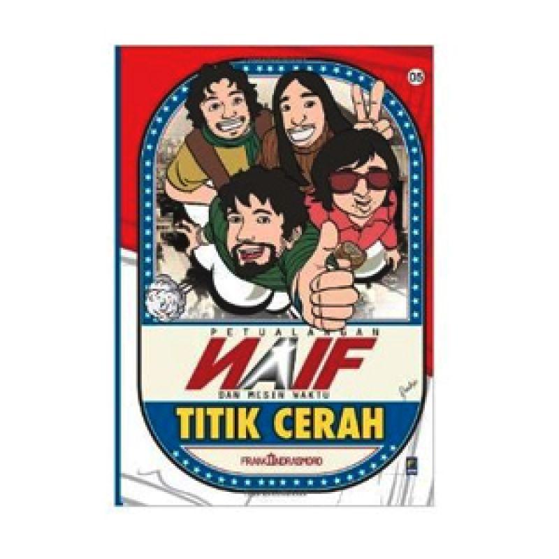 Grazera Petualangan Naif Vol 05 by Franki Indrasmoro Buku Komik