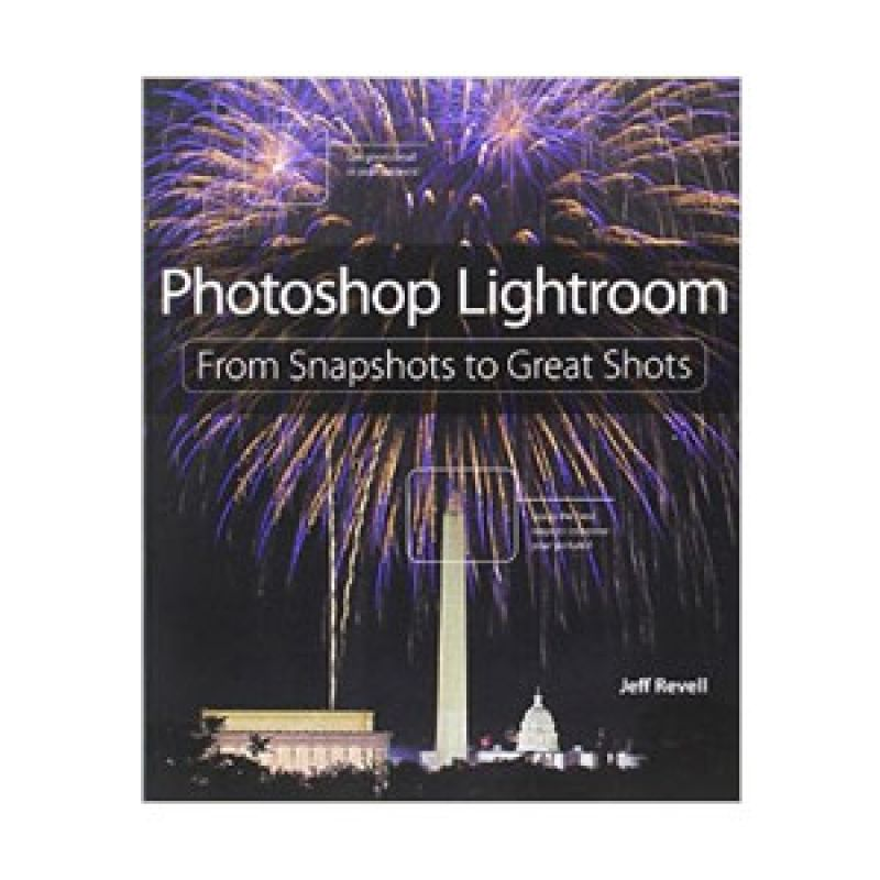 Grazera Photoshop Lightroom by Jeff Revell Buku Hobi