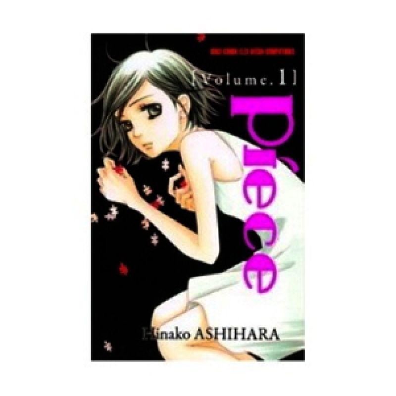 Grazera Piece Vol 01 by Hinako ASHIHARA Buku Komik