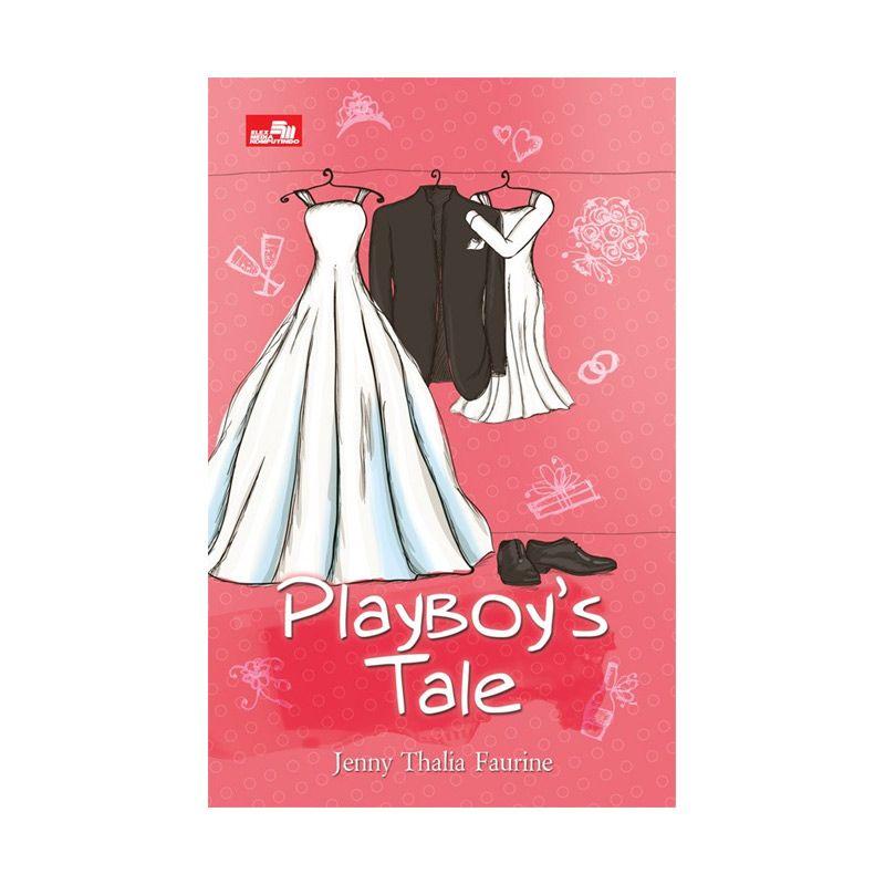 Grazera Playboy's Tale by Jenny Thalia Faurine Buku Fiksi
