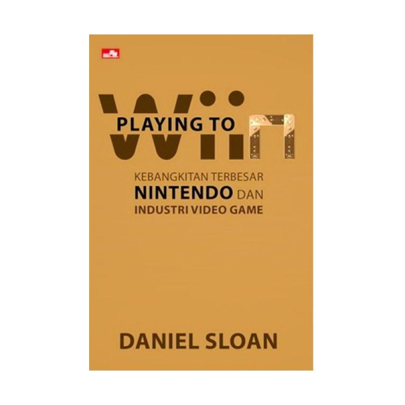 Grazera Playing to Wiin by Daniel Sloan Buku Ekonomi & Bisnis