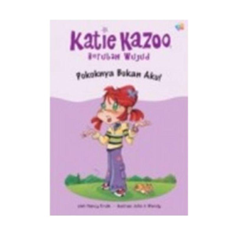 Grazera Pokoknya Bukan Aku by Nancy Krulik Buku Fiksi