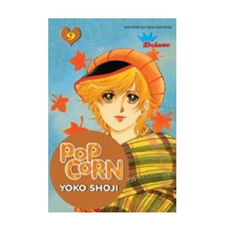 Grazera Popcorn Vol 09 [Deluxe] by Yoko Shoji Buku Komik