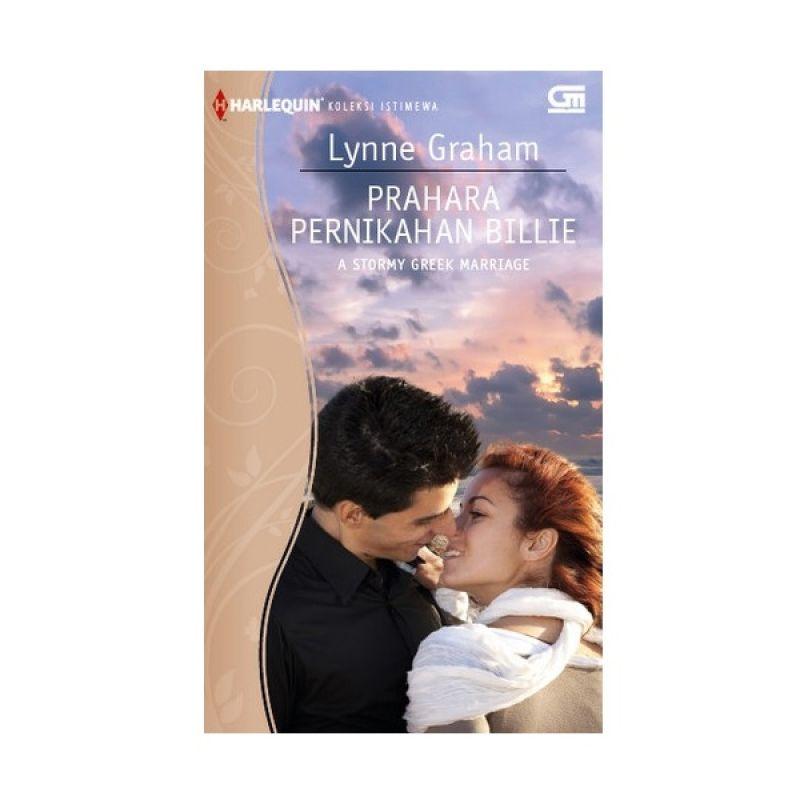 Grazera Prahara Pernikahan Billie by Lynne Graham Buku Fiksi