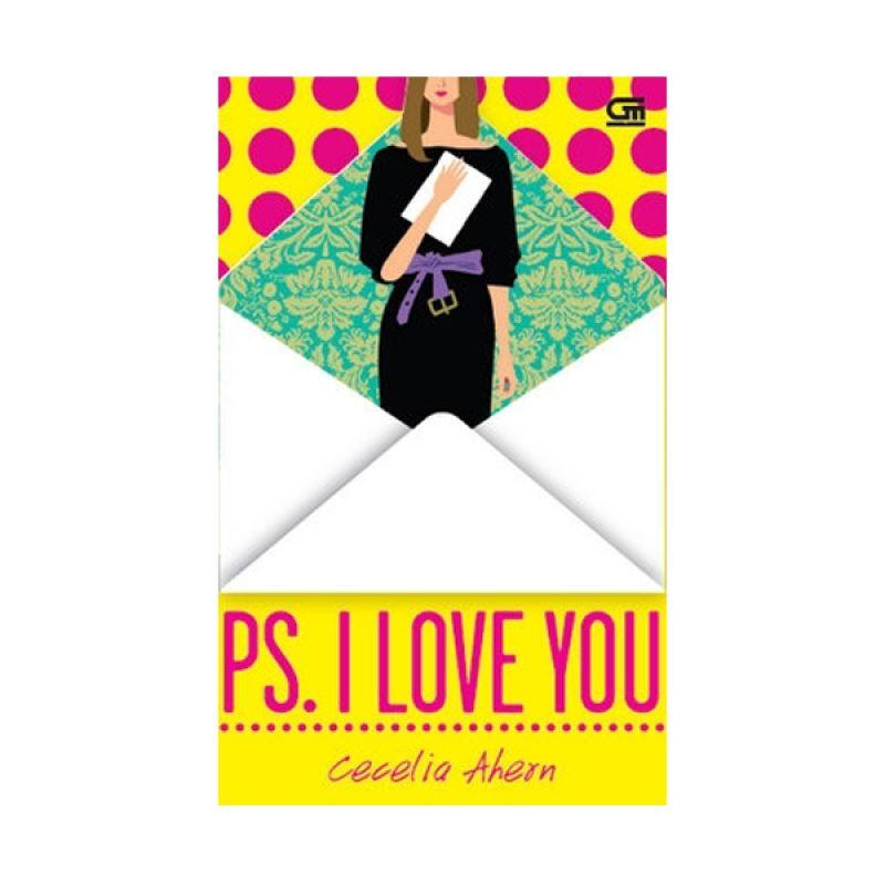Grazera PS. I Love You by Cecelia Ahern Buku Fiksi