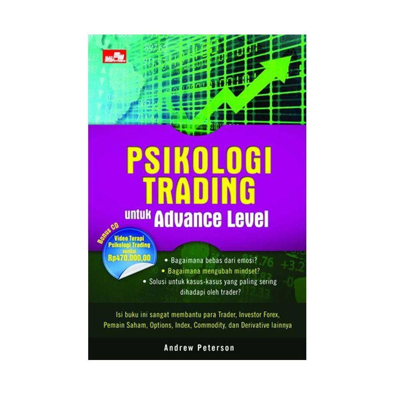 Grazera Psikologi Trading untuk Advance Level by Andrew Peterson Buku Ekonomi & Bisnis